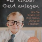 Cover von Für Kinder Geld anlegen