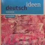 deutsch ideen Arbeitsheft 7. Klasse - Cover