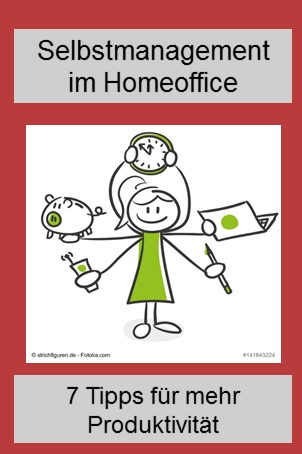 Selbstmanagement im Homeoffice