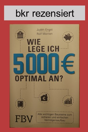 Wie lege ich 5000 Euro optimal an - Rezension zum Pinnen