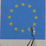 Streetart von Banksy in Dover - trauriger Kommentar zum Brexit