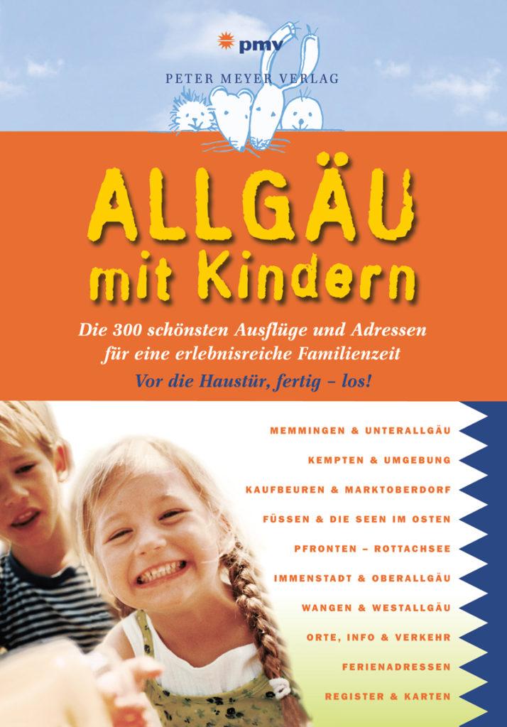 Allgäu mit Kindern - Buchcover