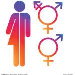 männlich - weiblich - divers