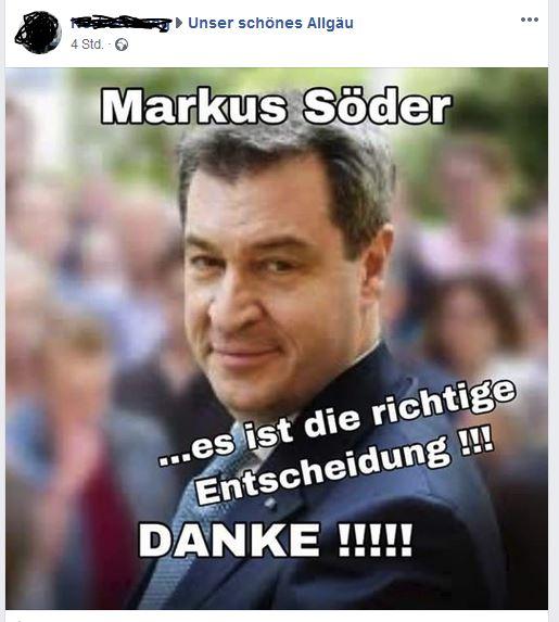 Markus Söder und die neue Lust am Verbot